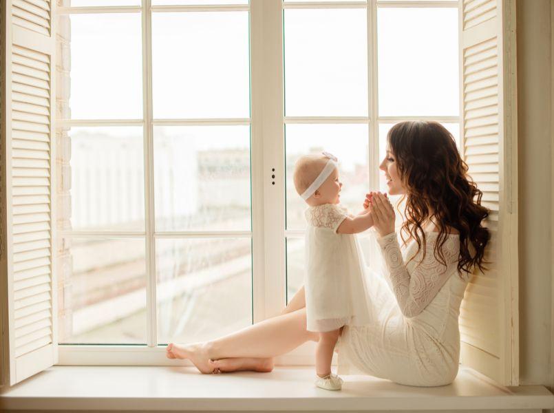 Waarom veel oogcontact maken met je baby belangrijk is