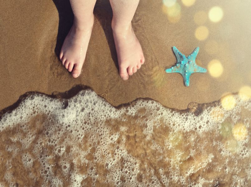 7 reasons why going on vacation with children is actually very tiring