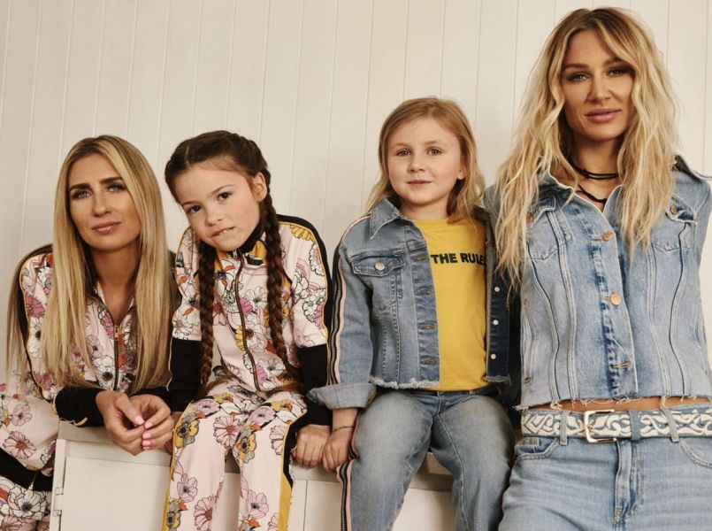 Twinning is winning, River Island launches mummy-daughter collection