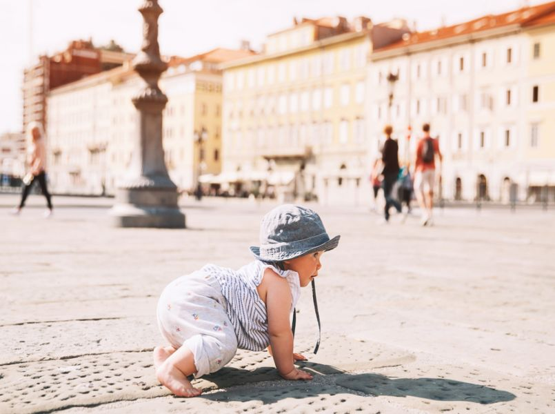The most popular Italian baby names