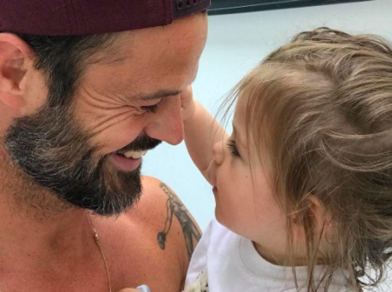 Blij babynieuws: Arie Boomsma wordt voor de tweede keer vader
