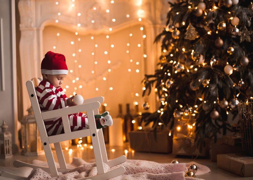 Hoe overleef je het kerstdiner met kleine kinderen?