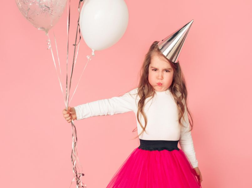 5 signs that your child is spoiled