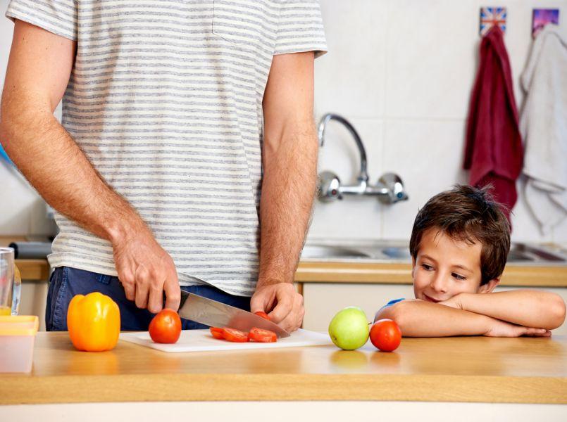 De vooroordelen over thuisblijfvaders