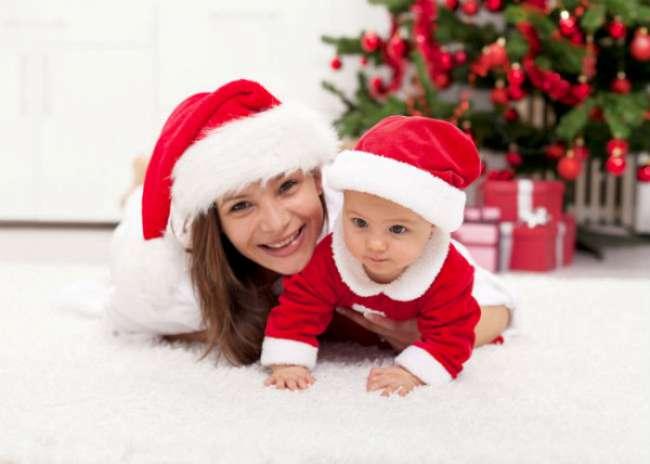 13 x eerste keer Kerst met je kindje