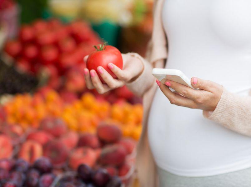 Wat je wel en niet mag eten tijdens je zwangerschap?