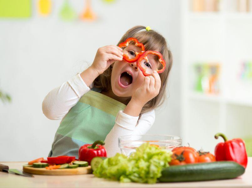 Stap-voor-stap handleiding: hoe je je kind groente laat eten