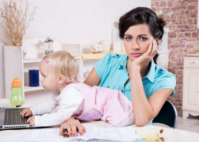 10 problemen waar werkende moeders tegenaan lopen