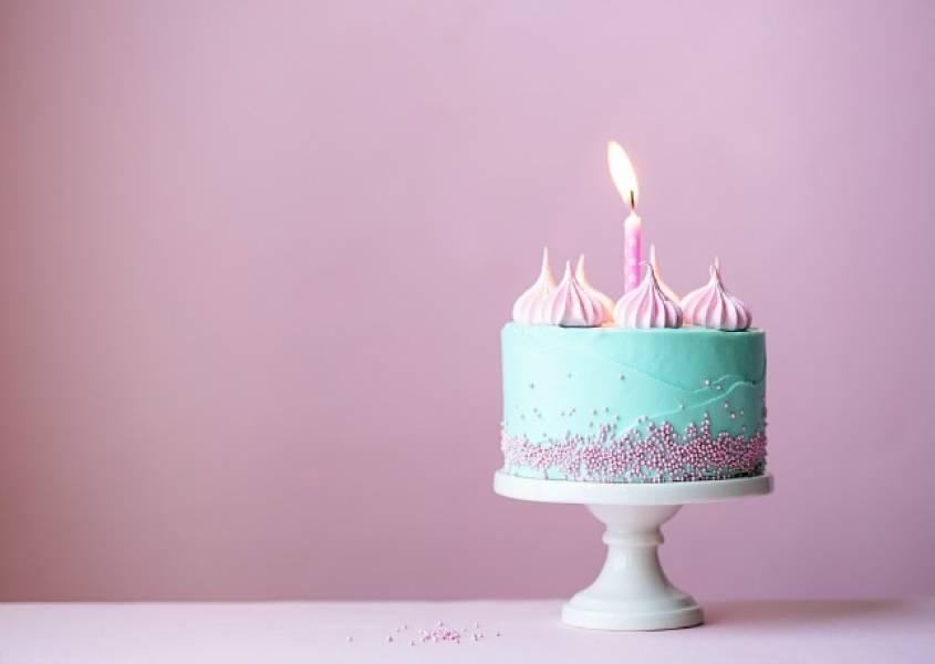 Taart Voor Verjaardag