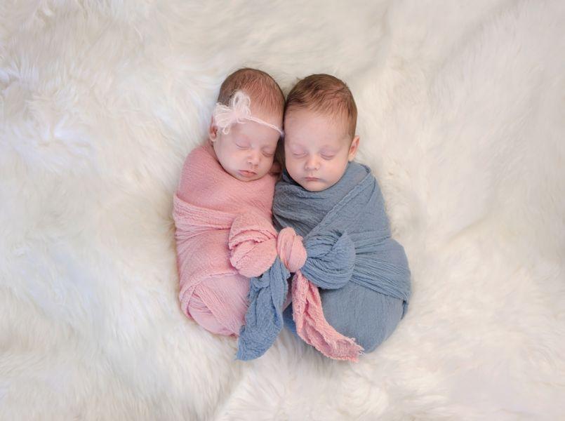 De ontwikkeling van een jongen of meisje in de baarmoeder
