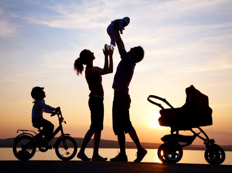 Steeds minder kinderen wonen bij beide eigen ouders