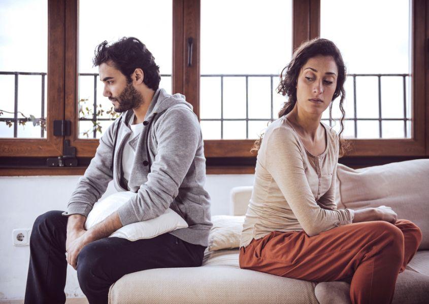 6 relatietroubles die elk gelukkig stel weleens heeft gehad