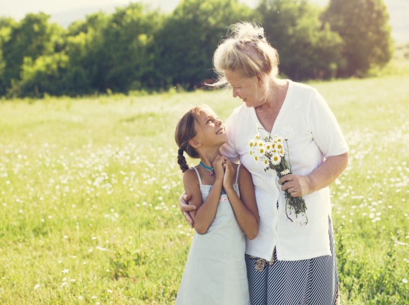 Dilemma: Do my children have the right to see their grandmother?