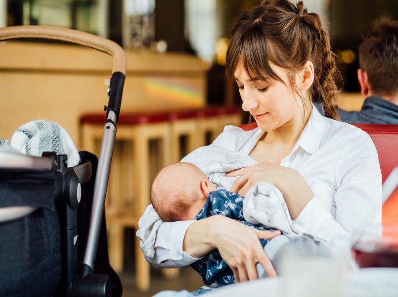 De meest borstvoedingsvriendelijke gemeente? Dat is Den Haag!