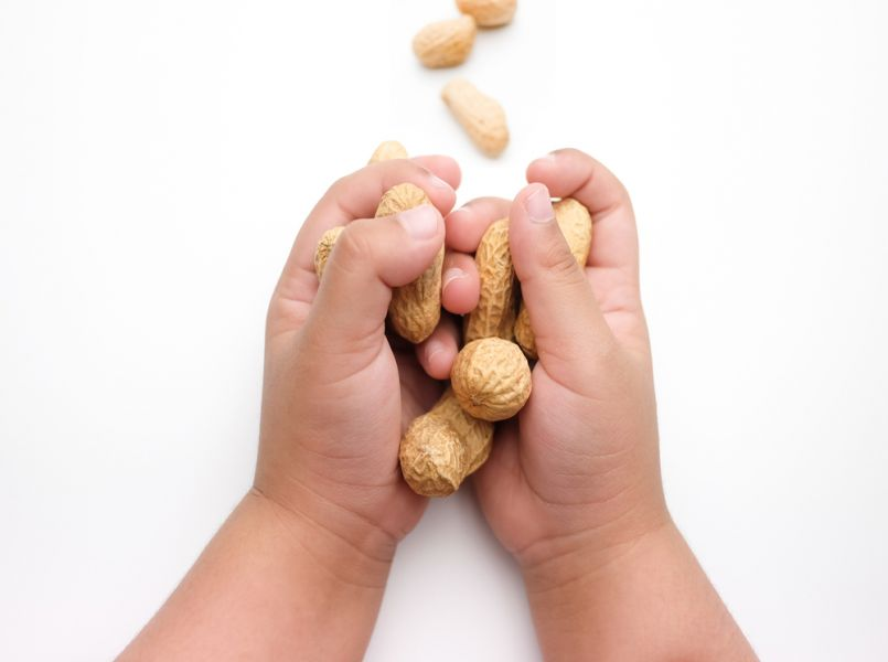 How to prevent a peanut allergy in your child
