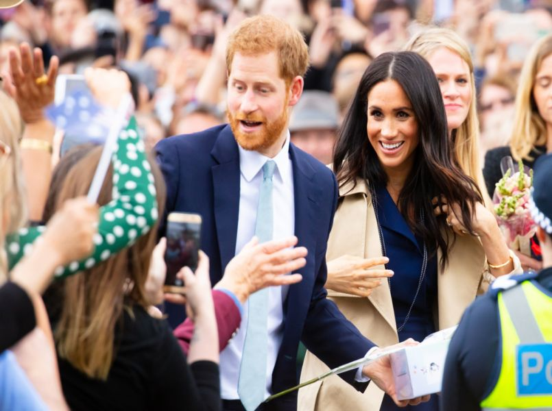 Babynieuws Meghan en Harry is eerst privé