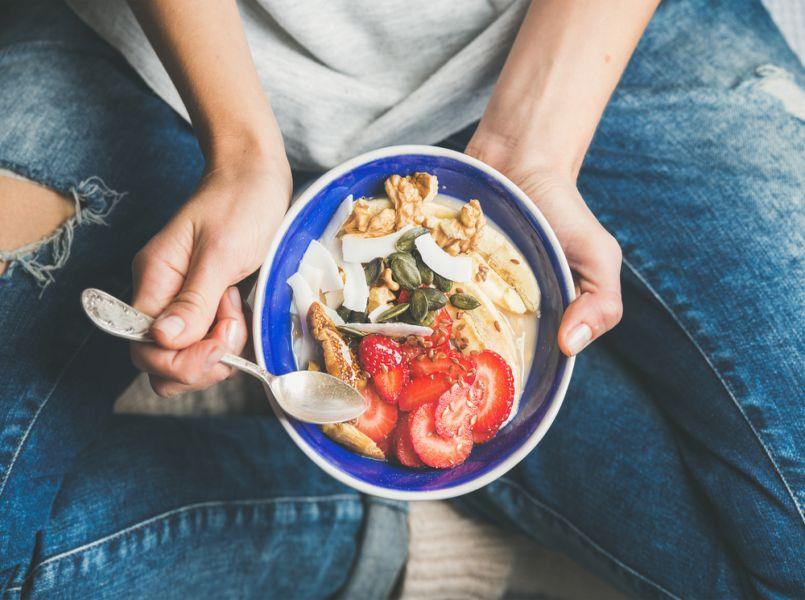 Waarom voeding zo belangrijk is als je zwanger wilt worden