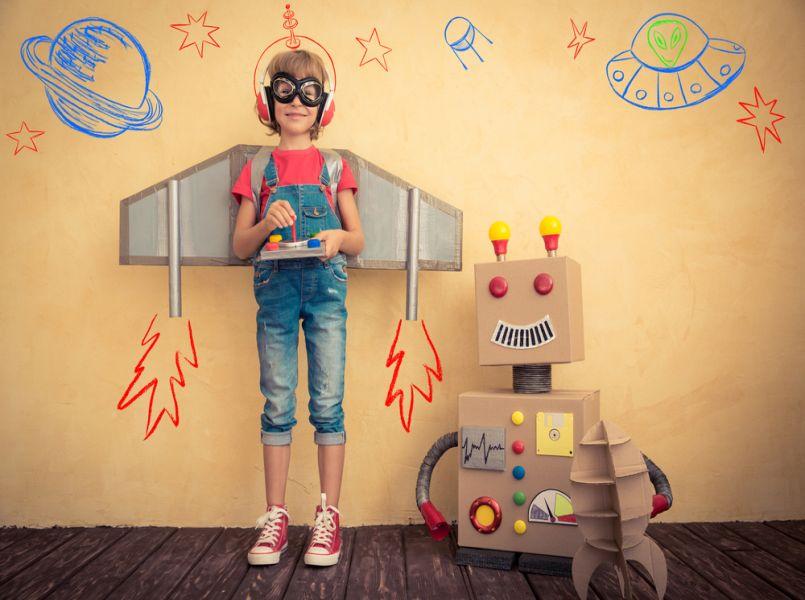 6 soorten speelkameraadjes die je over de vloer kunt krijgen