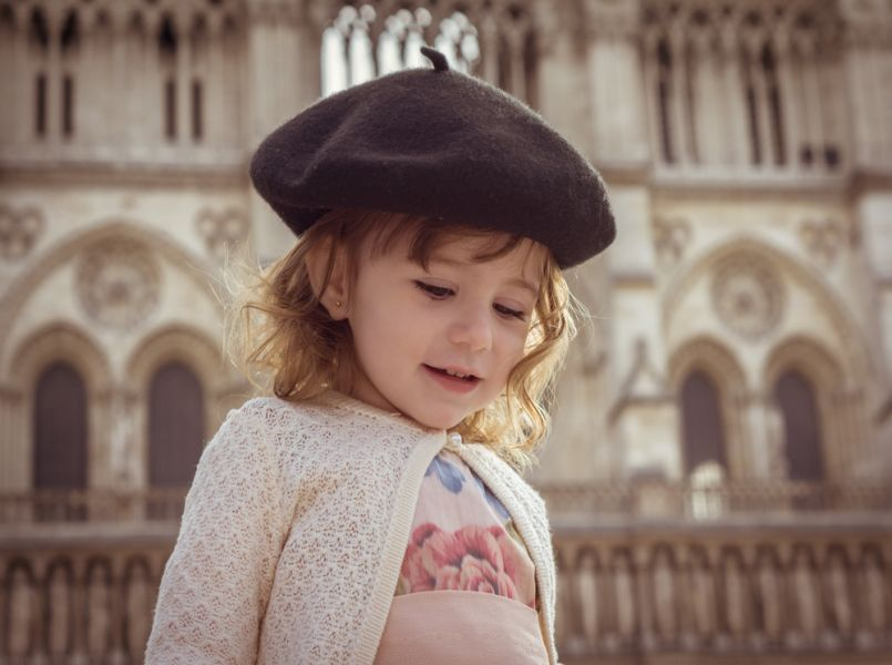 12 most popular French baby names in recent years