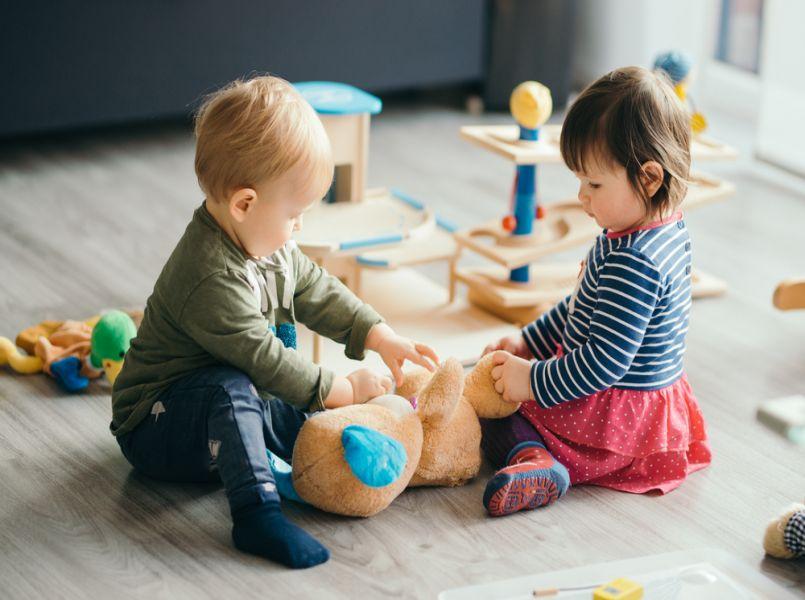Opvang voor je kindje: gastouder of kinderdagverblijf?