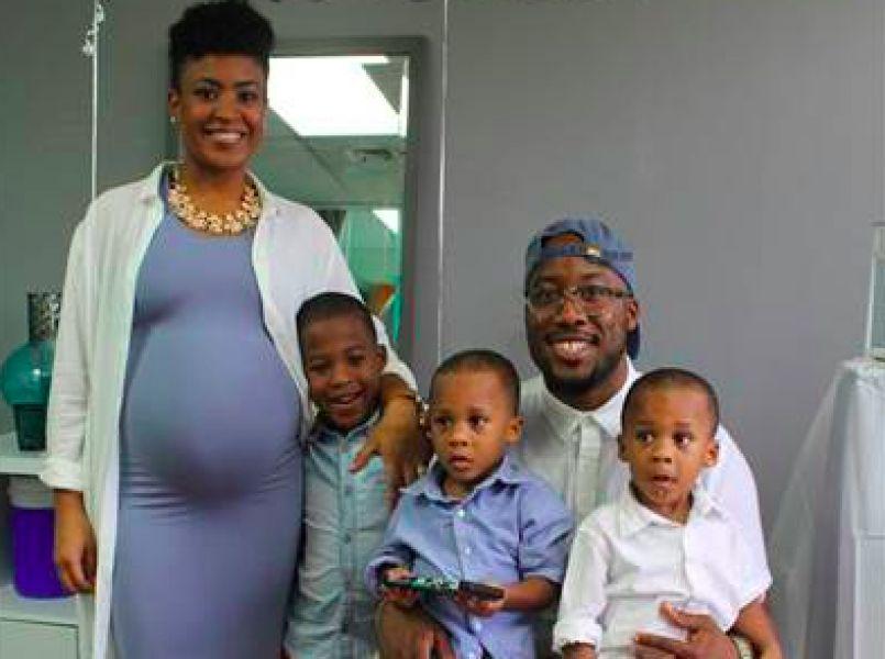 Eerst was er 1, daarna kwamen er 2 en nu is ze zwanger van …