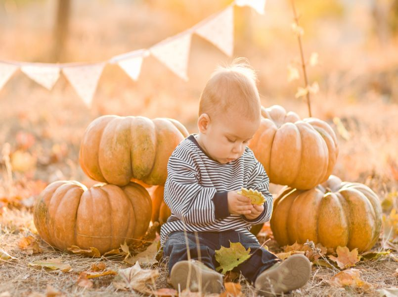 30x beautiful autumnal names for those autumn babies