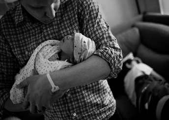 De kraamtijd: wat kun je als vader verwachten?