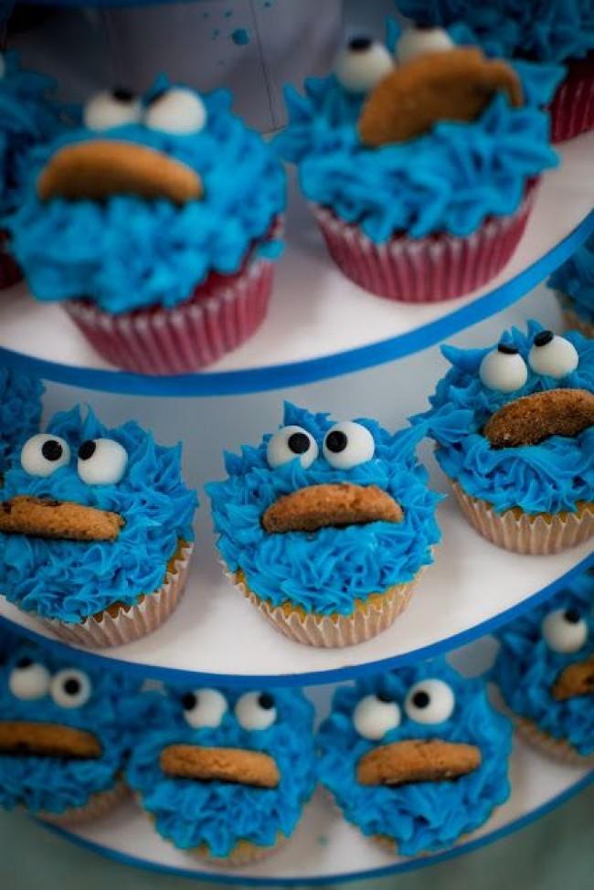 Extreem Cupcakes Traktatie Kind #BMW69 - AgnesWaMu #EE74