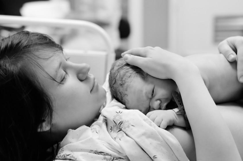 Zo Zorg Je Voor Je Hechtingen Na De Bevalling