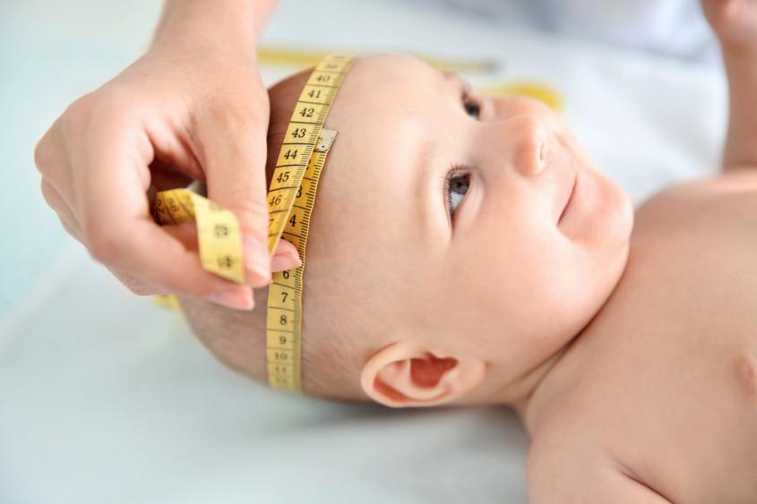 ≥ kussen baby voor afplatting hoofd voorkeurshouding overige