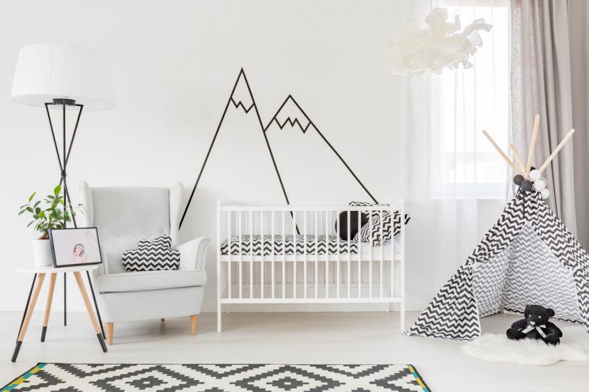 Inrichting Babykamer Muur.De 10 Fases Van Het Inrichten Van De Babykamer
