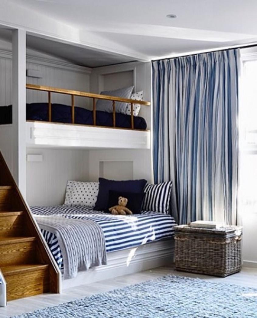 Mooie Slaapkamer Voor Kinderen.Inspiratie Prachtige Slaapkamers Voor Meedere Kinderen