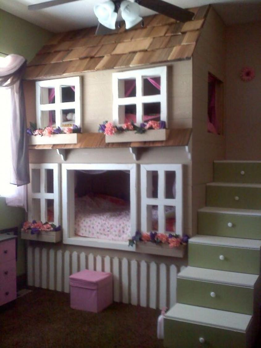 Inspiratie: Prachtige slaapkamers voor meedere kinderen