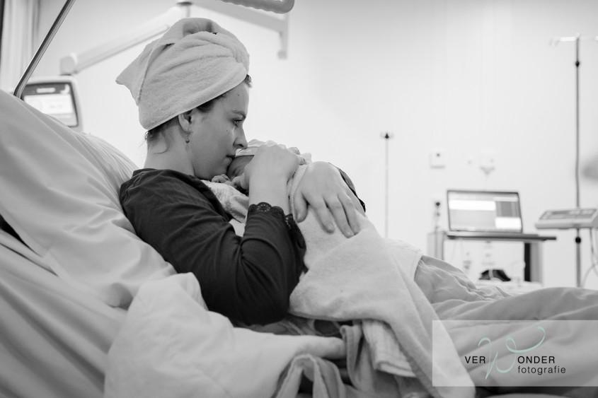 Geboortefotografie Als De Bevalling Sneller Gaat Dan Iedereen Had