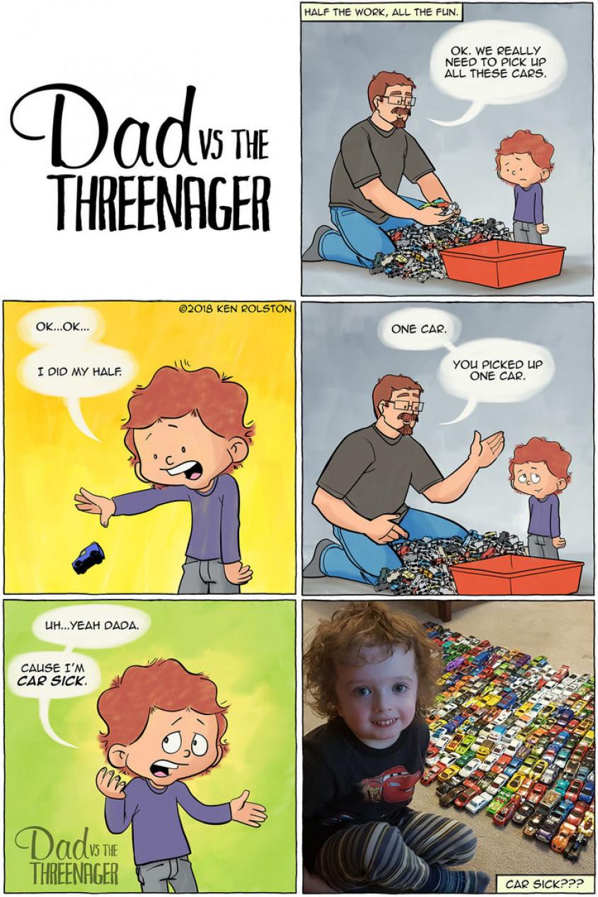 threenager