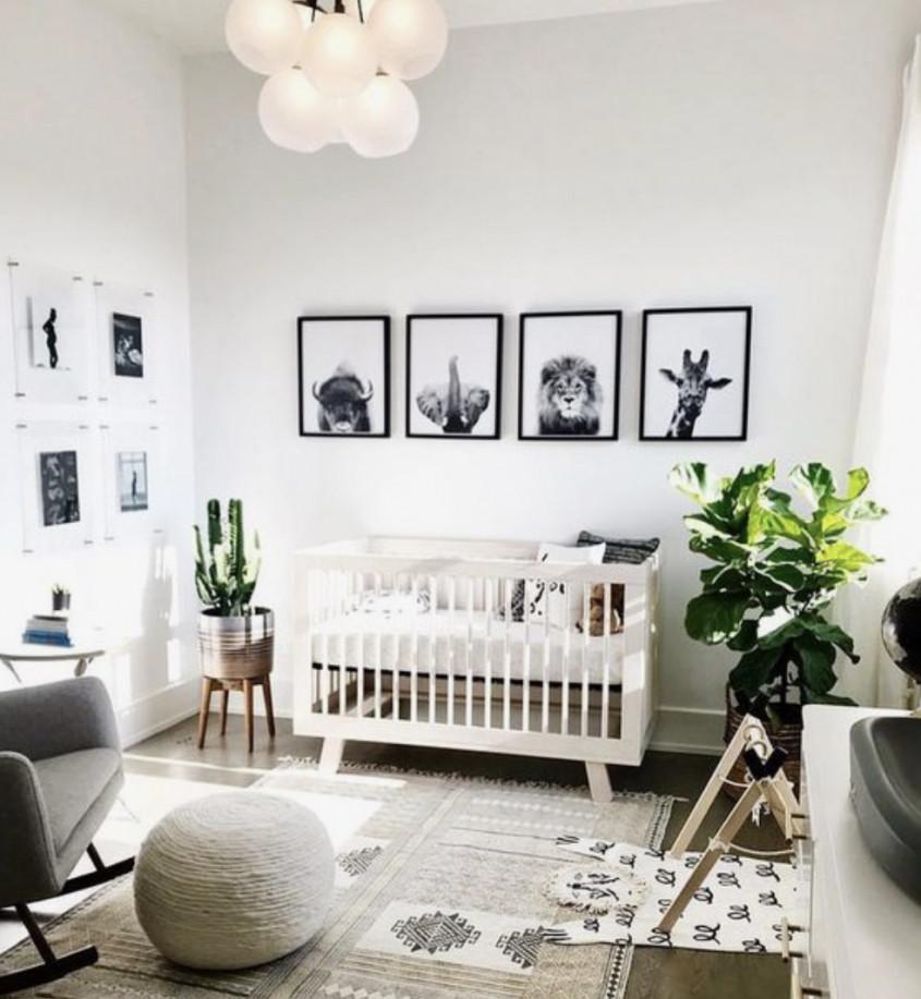 Wonderbaar Een gender neutrale babykamer inrichten? Zo doe je dat! IO-06