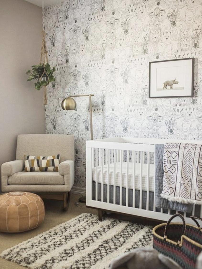 Inrichting Babykamer Muur.Een Gender Neutrale Babykamer Inrichten Zo Doe Je Dat