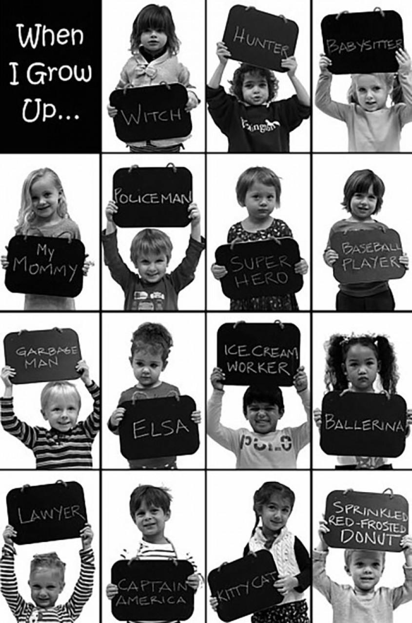 grappige kinderen