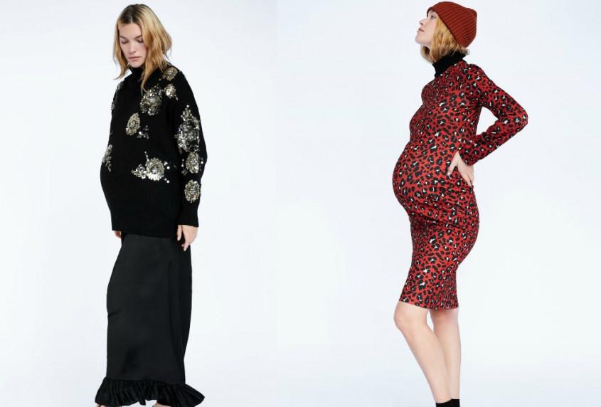 Zara Zwangerschapskleding.Ook Zara Heeft Nu Een Zwangerschapscollectie