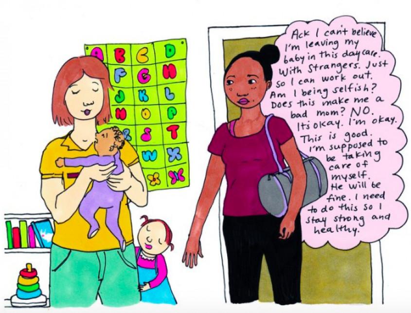 gedachten moeders