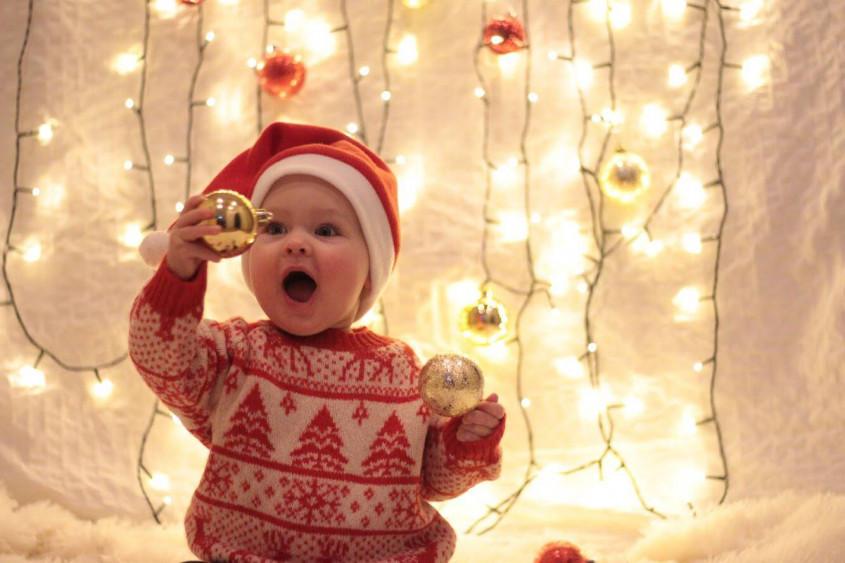 kerstfoto