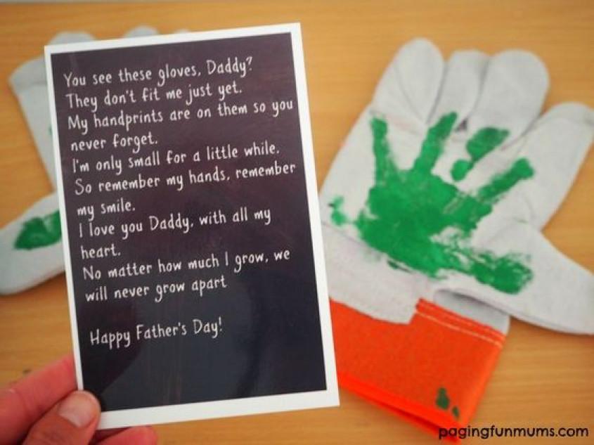 Zijn Eerste Vaderdag Leuke Cadeau Ideeën