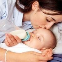 Borstvoeding Spruw