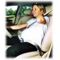 Reizen tijdens zwangerschap Autogordels